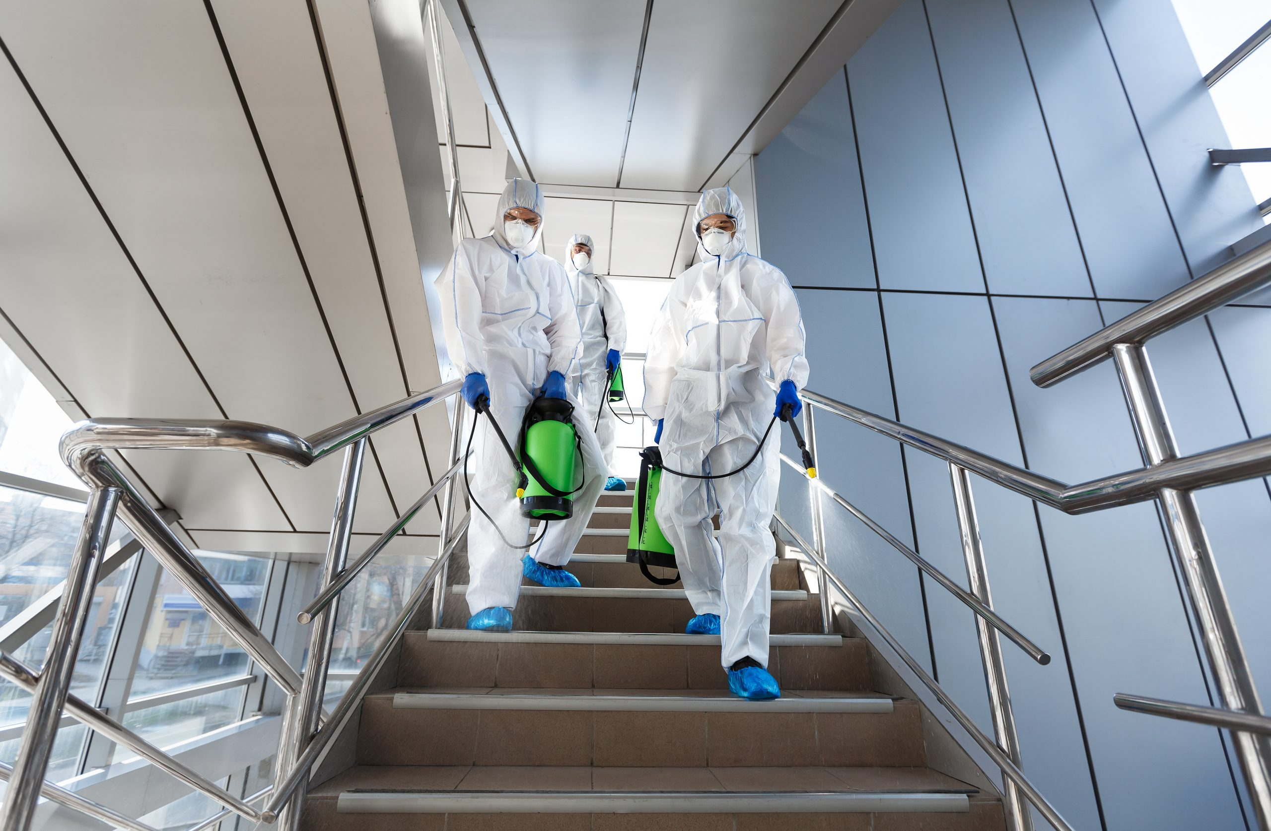 Disinfection Cleaning Services in Shasta Lake CA