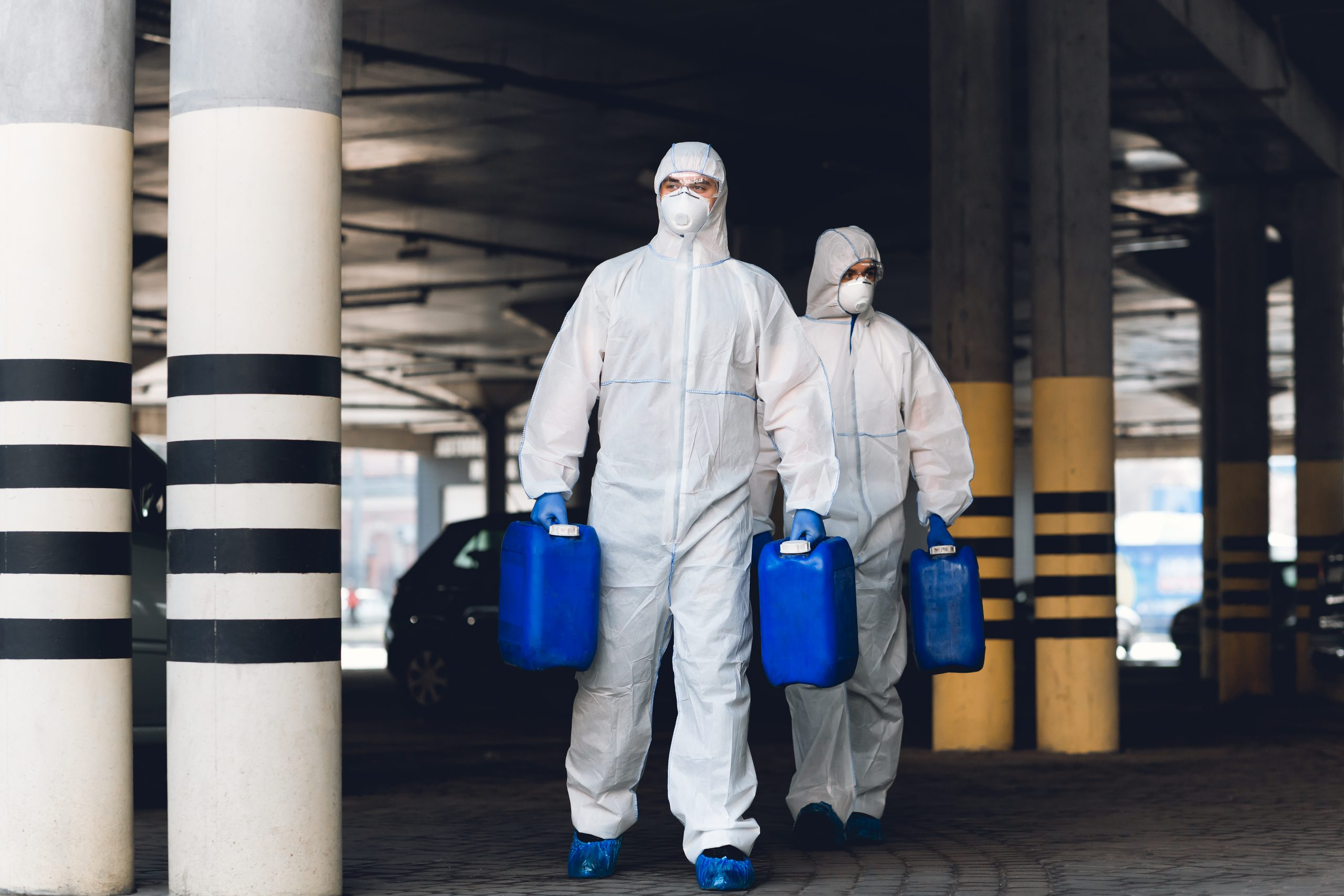 Disinfecting Company Los Angeles