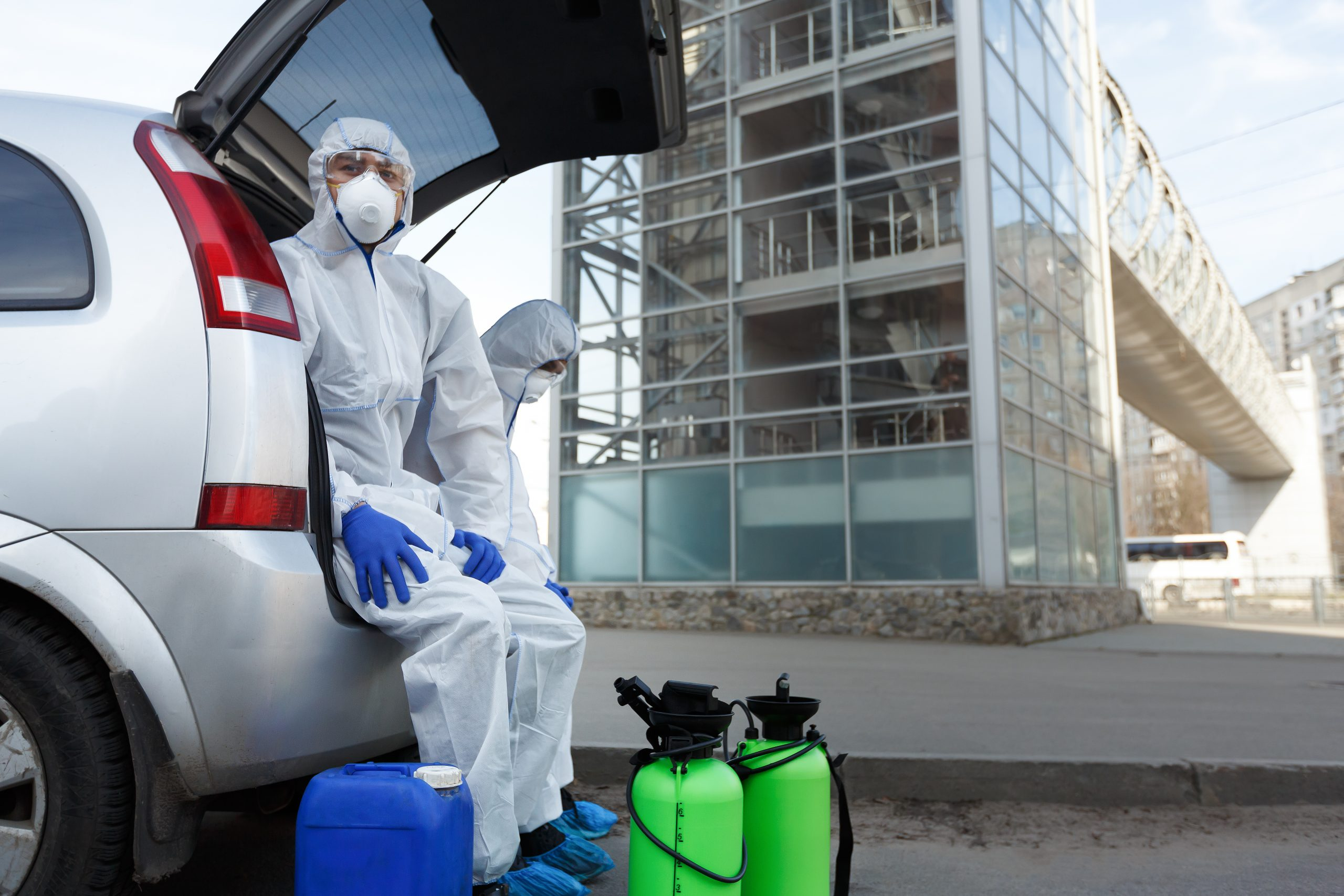 Disinfection Cleaning Services in Los Altos CA