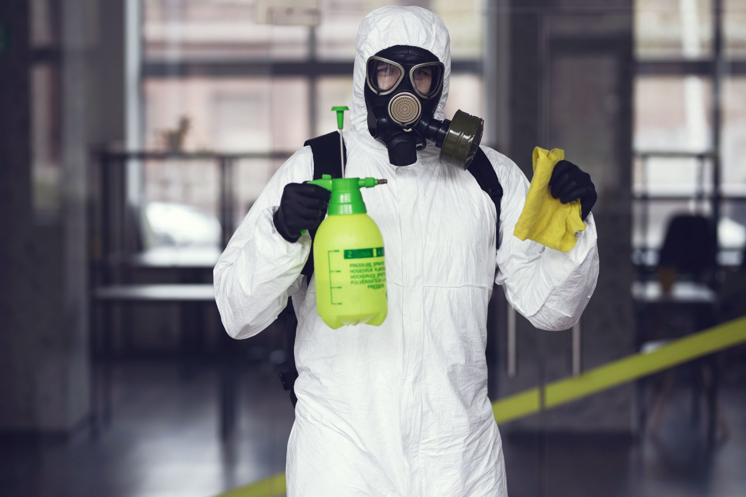 Disinfection and Sanitizing Services in Oceanside CA