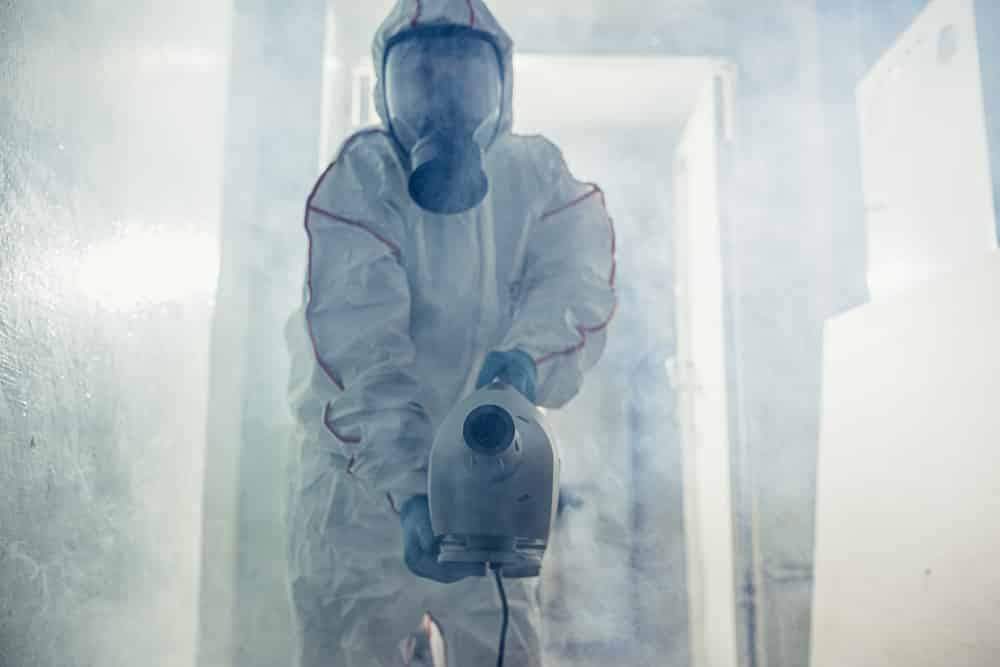 Disinfection Cleaning Services in Watsonville CA